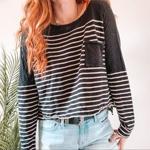 MADEWELL Effortless Striped Tee